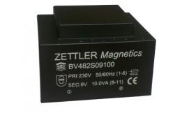Трансформаторы Zettler для печатного монтажа