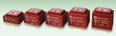 Герметичные трансформаторы Zettler для печатного монтажа
