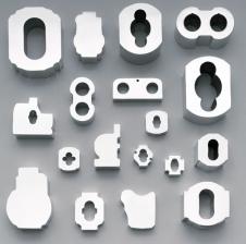 Алюминиевый профиль для гидравлики