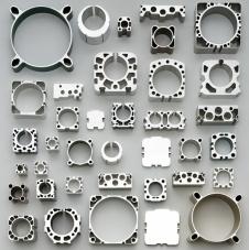 Алюминиевый профиль для пневматики EURAL