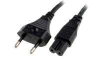 Кабель питания KLS Electronic SN14-2/07/1.8BK
