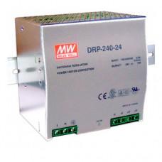 Блок питания Mean Well DRP-240-24