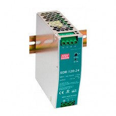 Блок питания Mean Well EDR-120-24