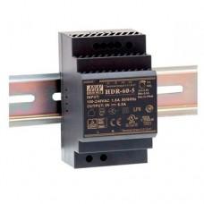 Блок питания Mean Well HDR-60-15