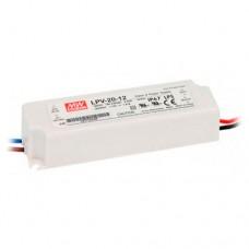 Блок питания Mean Well LPV-20-24 для LED экранов