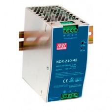 Блок питания Mean Well NDR-240-24