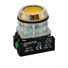 Возвратная кнопка Promet NEF30-Kg