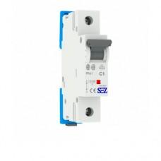 Автоматический выключатель SEZ PR61 C1A 1P 10kA
