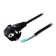 Кабель питания KLS Electronic S3-3/10/2.5BK